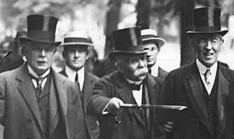georges clemenceau and world war i essay