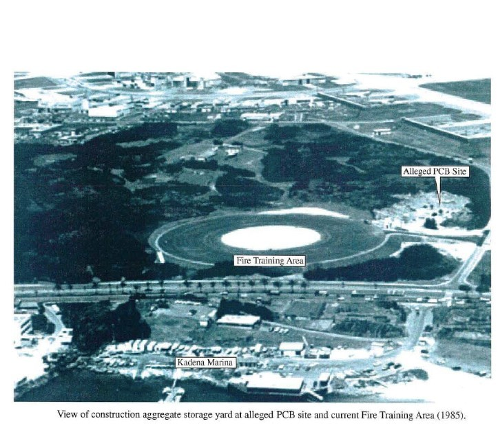 4885 09 - Contamination at Largest US Air Force Base in Asia: Kadena, Okinawa