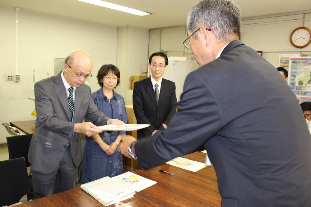 5006 02 - Follow Up on Thyroid Cancer! Patient Group Voices Opposition to Scaling Down the Fukushima Prefectural Health Survey¹