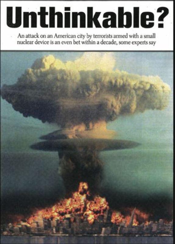 nuclear war essay