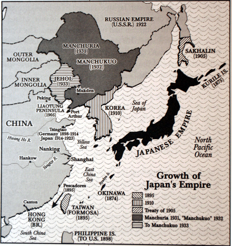 Japanese colonial empire