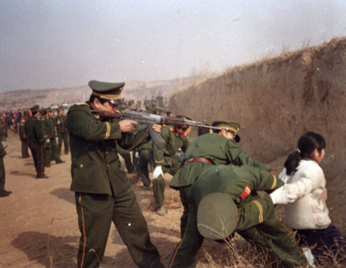 Image result for PRC executions