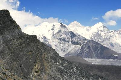 Global warming himalayan glaciers asian rivers