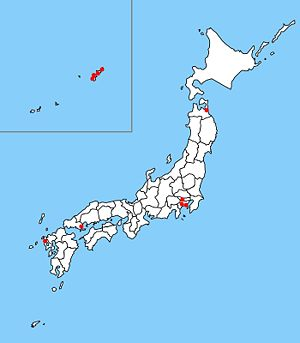 US Bases Japan And The Reality Of Okinawa As A Military Colony - Us military bases in okinawa map