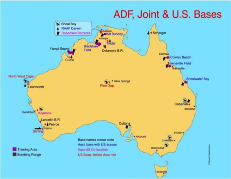 the us pivot to asia the china spectre and the australian american alliance the asia pacific journal an focus