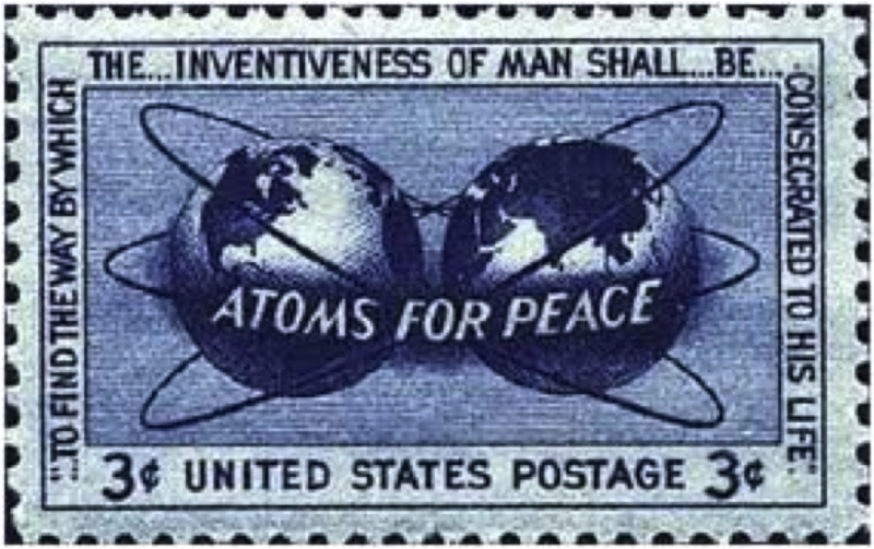 A US Postage Stamp