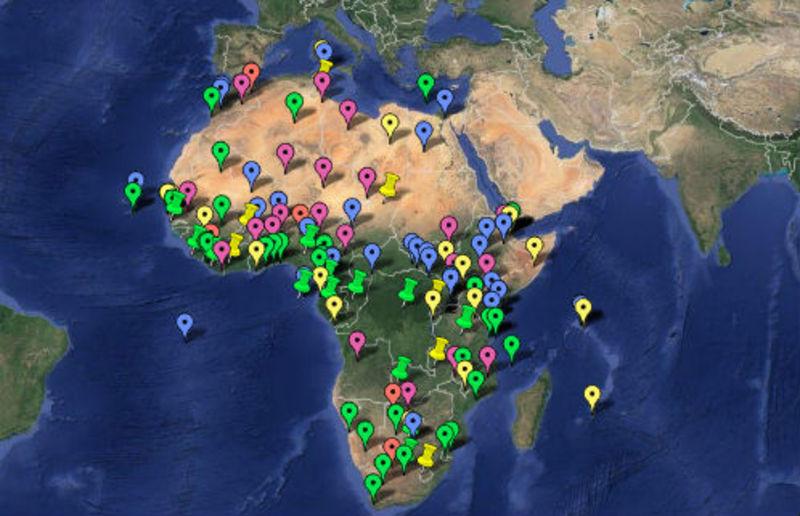 The US Military Presence In Australia Asymmetrical Alliance - Us military allies map