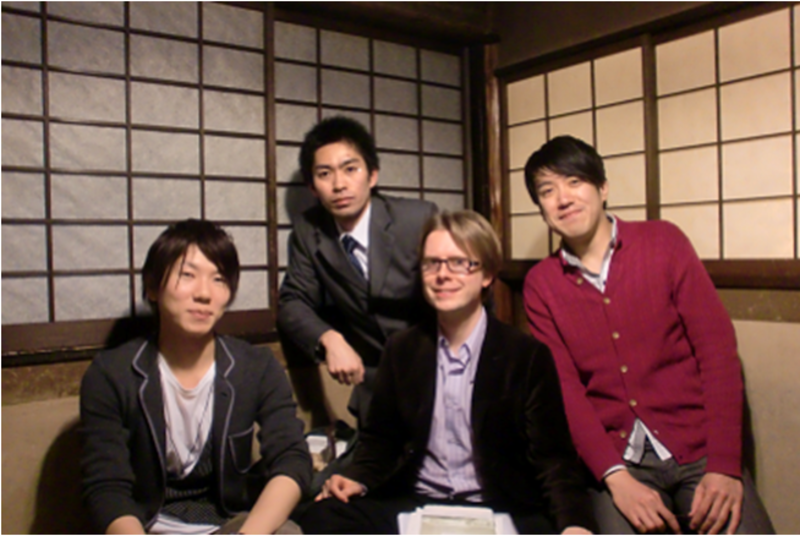 79ae99c27b72 Photo (from the left)  Noritoshi Furuichi