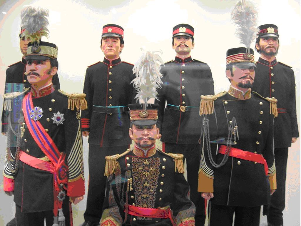 The asia pacific journal japan focus 3 military uniforms of the taehan empire fandeluxe Images