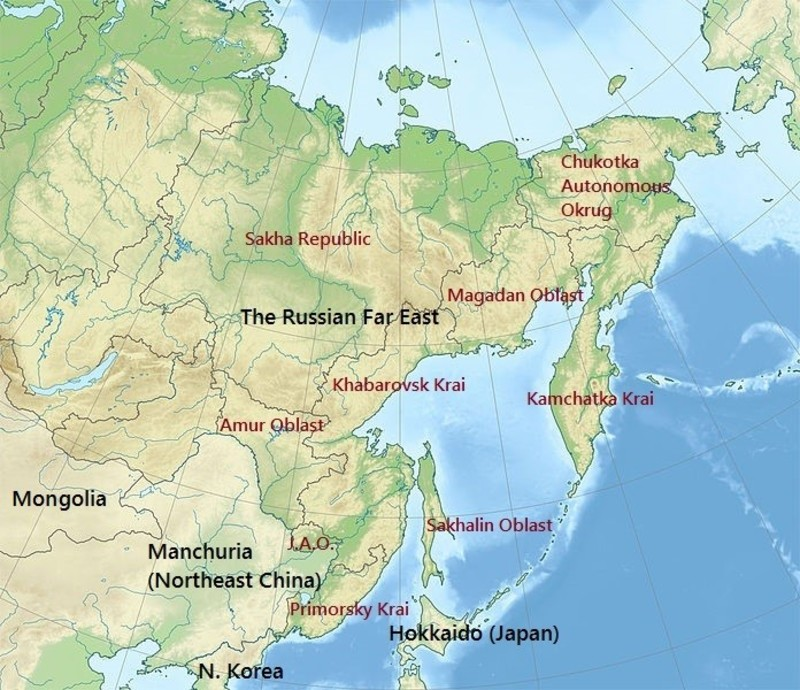 Northeast Eurasia As Historical Center Exploration Of A Joint