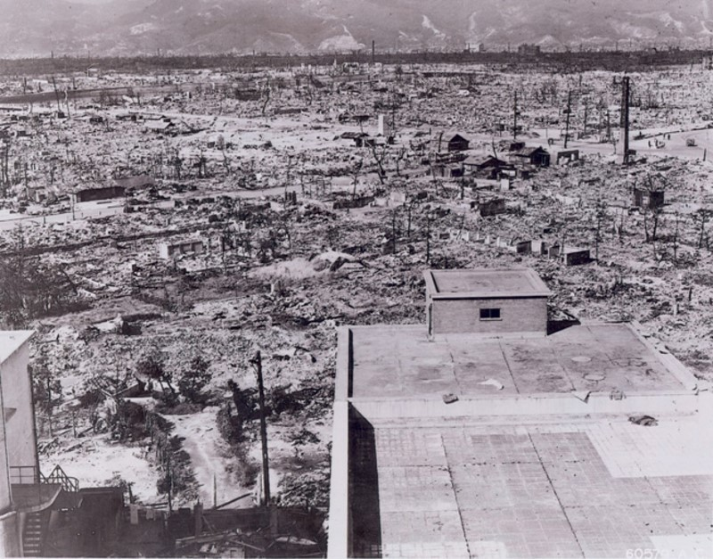 Image result for american firebombing of japan