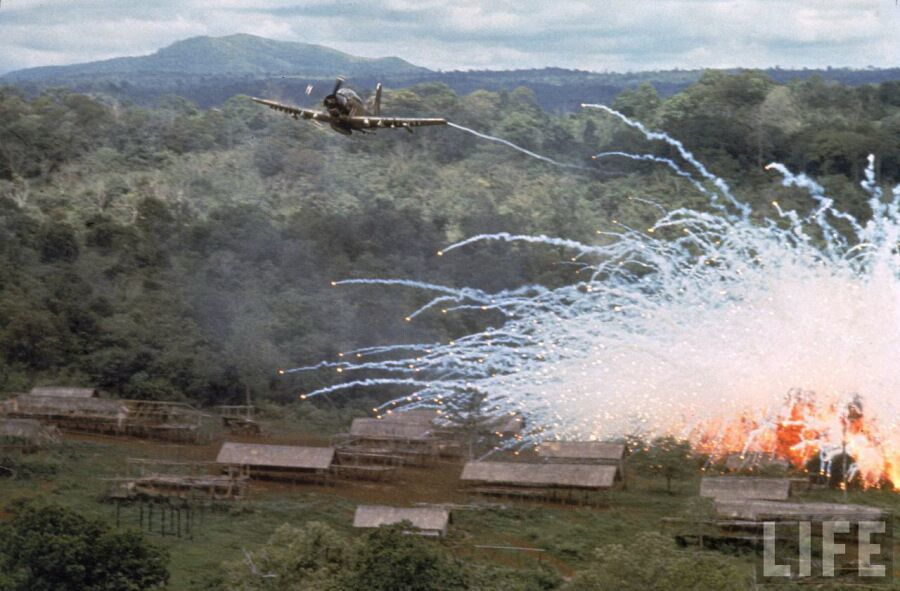Napalm in US Bombing Doctrine and Practice, 1942-1975 ...  Napalm in US Bo...