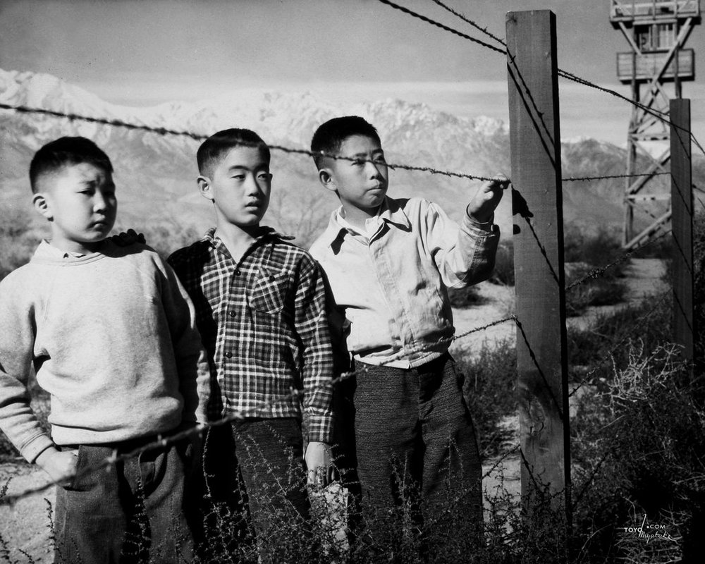 Dorothea Langes Censored Photographs Of The Japanese American  Dorothea Langes Censored Photographs Of The Japanese American Internment   The Asiapacific Journal Japan Focus