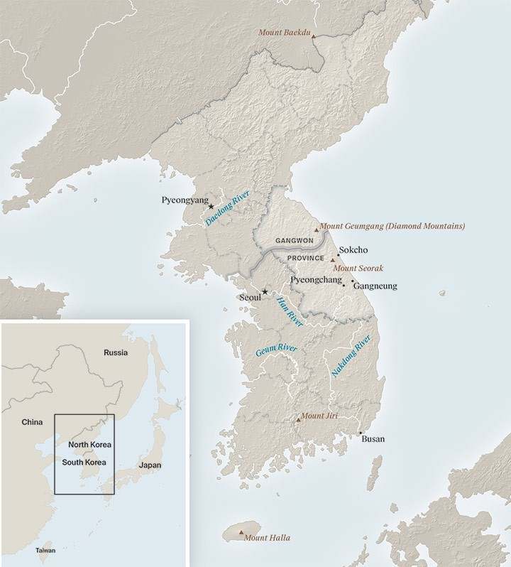 Will The Dormant Volcano Erupt Again? Mt. Paektu And