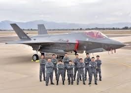 Japan's F-35 Acquisition and the Arms Race in the Western