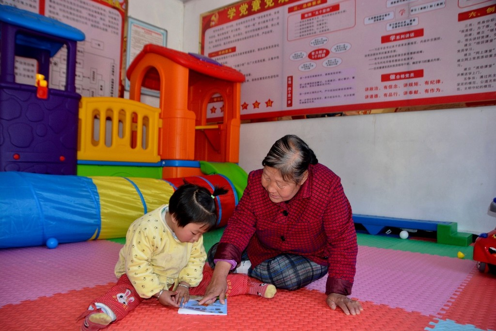 The Landscape of Early Childhood Development in Rural China