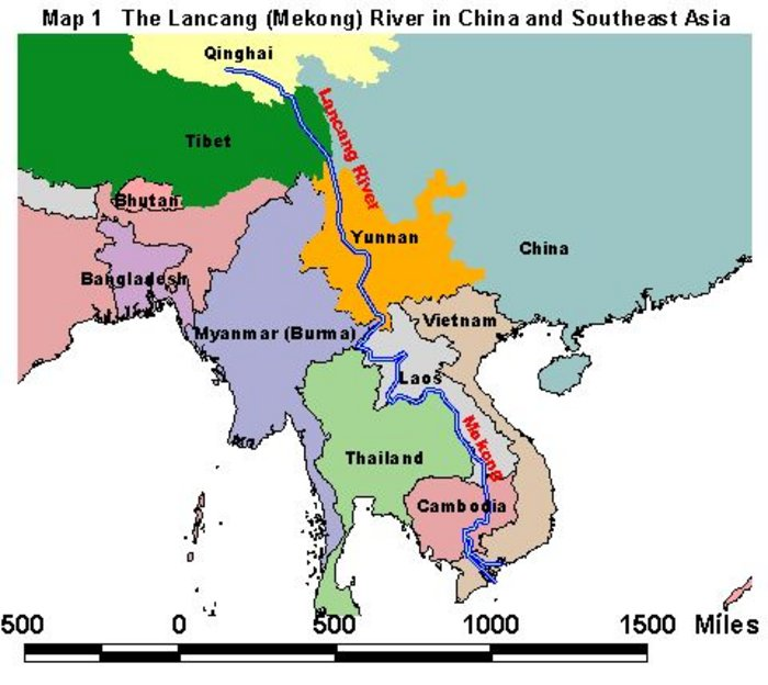 Dams in China Turn the Mekong Into a River of Discord: Rivers Know ...