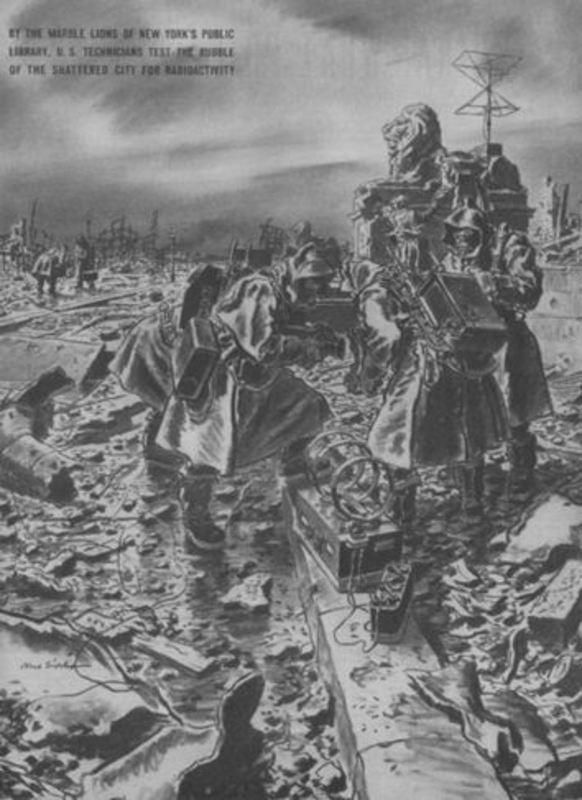 Nuke York New York Nuclear Holocaust In The American