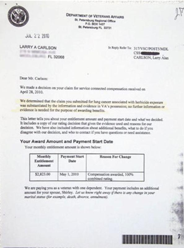 U.S. Veteran Exposes Pentagon's Denials of Agent Orange Use on