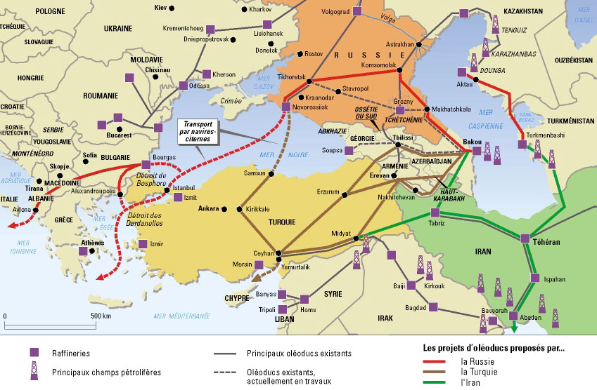 Russia, Iran and Eurasian Energy Politics | The Asia-Pacific Journal