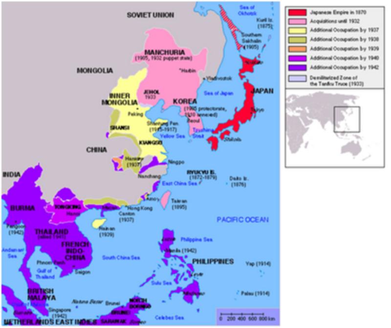 America instilling domination over east asia — img 4
