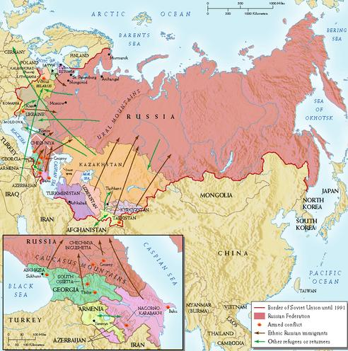Cold War Map Of Asia.The New Cold War And Us Russian Relations The Asia Pacific Journal