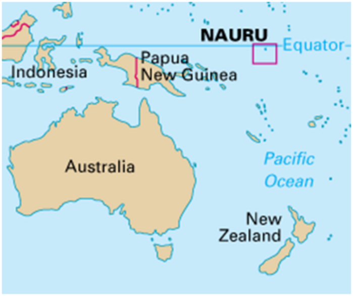 Japanese Atrocities On Nauru During The Pacific War The Murder Of