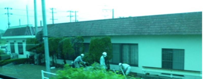 76f6df15 Decontamination work in Tomioka, 29 June 2013 (Photo: P.Jobin)
