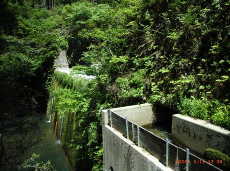 Japan's Microhydropower