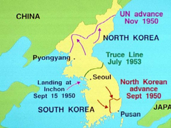 From Korea to Vietnam: The Origins and Mindset of Postwar